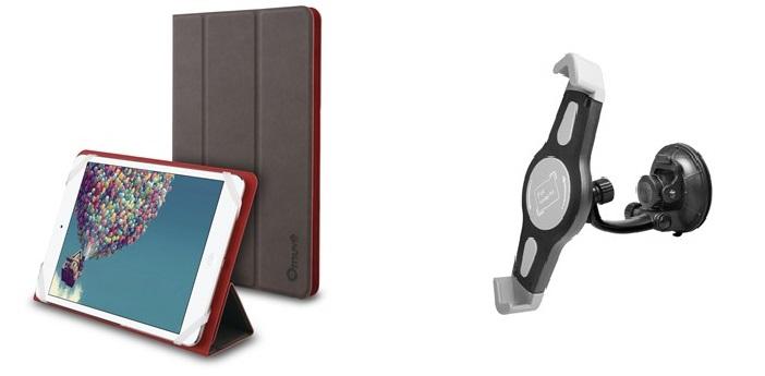 tablet + soporte