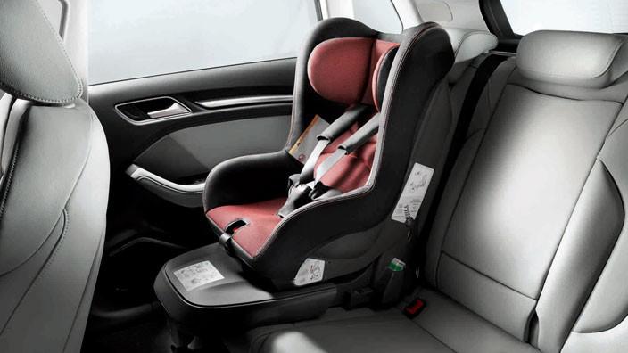 silla de coche para niño