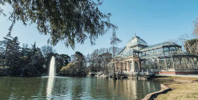 Parque de El Retiro . Esmadrid.com