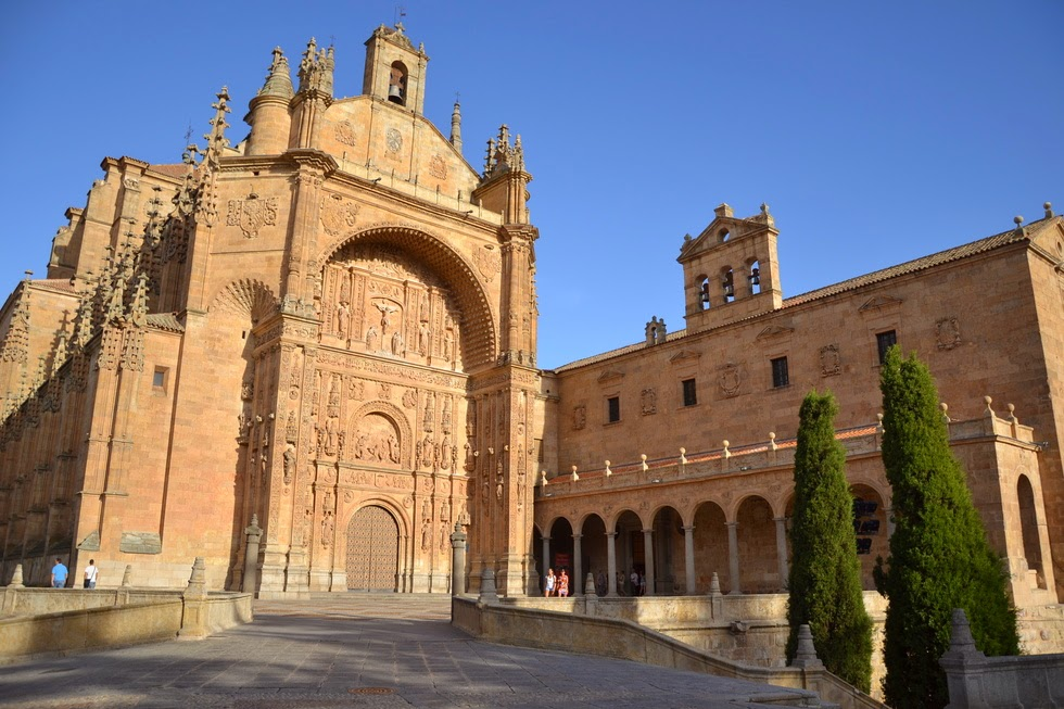 Convento de San Esteban Salamanca- Sientecastillayleon.com