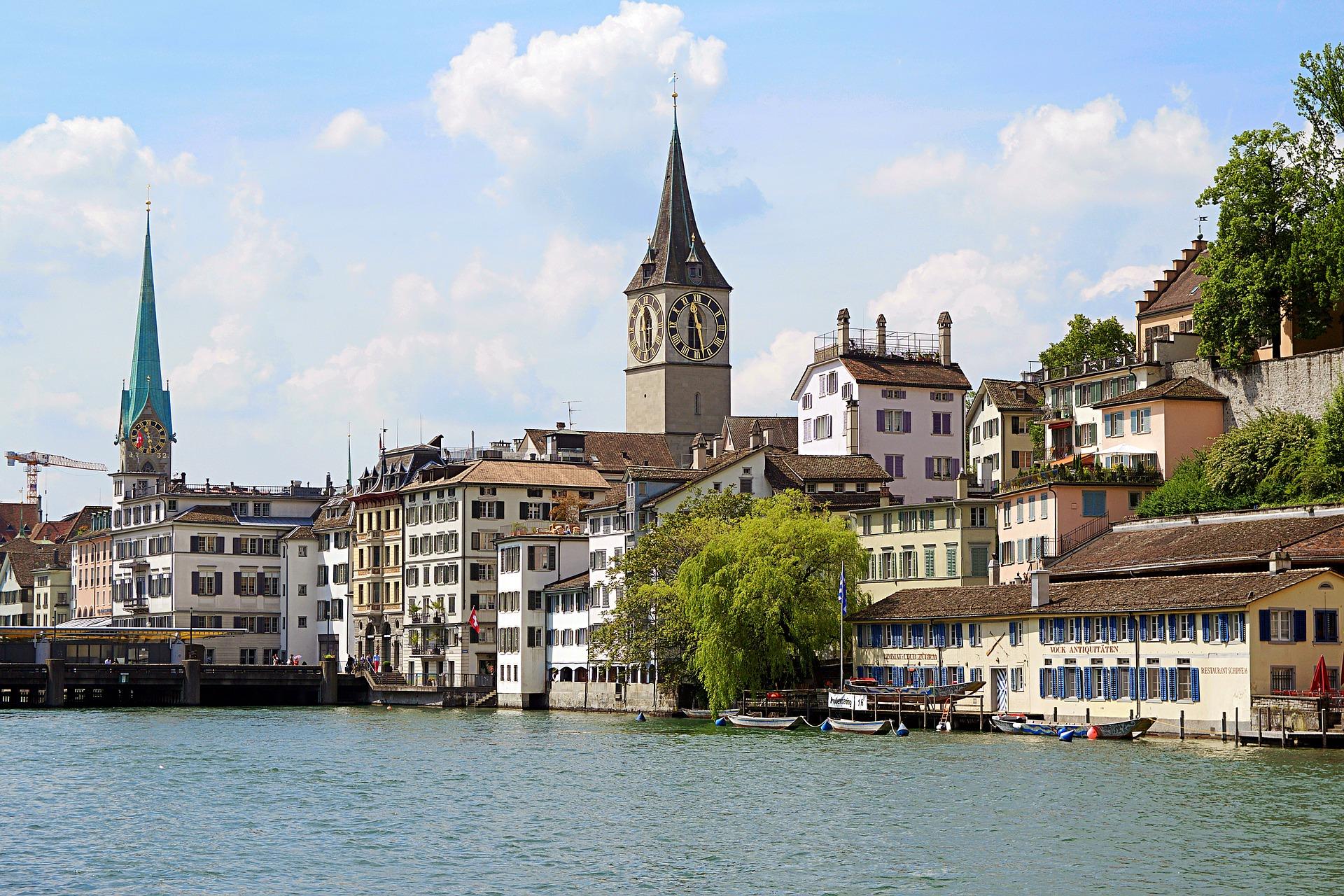 Zurich smart city