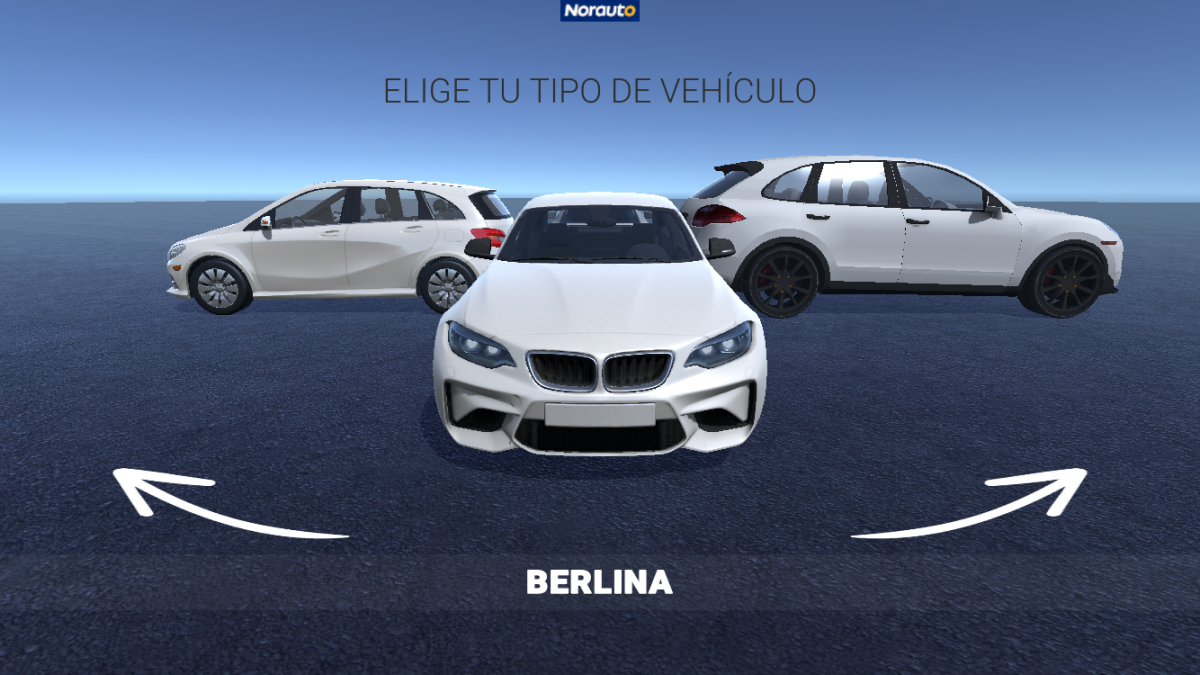 app realidad aumentada norauto paso 1