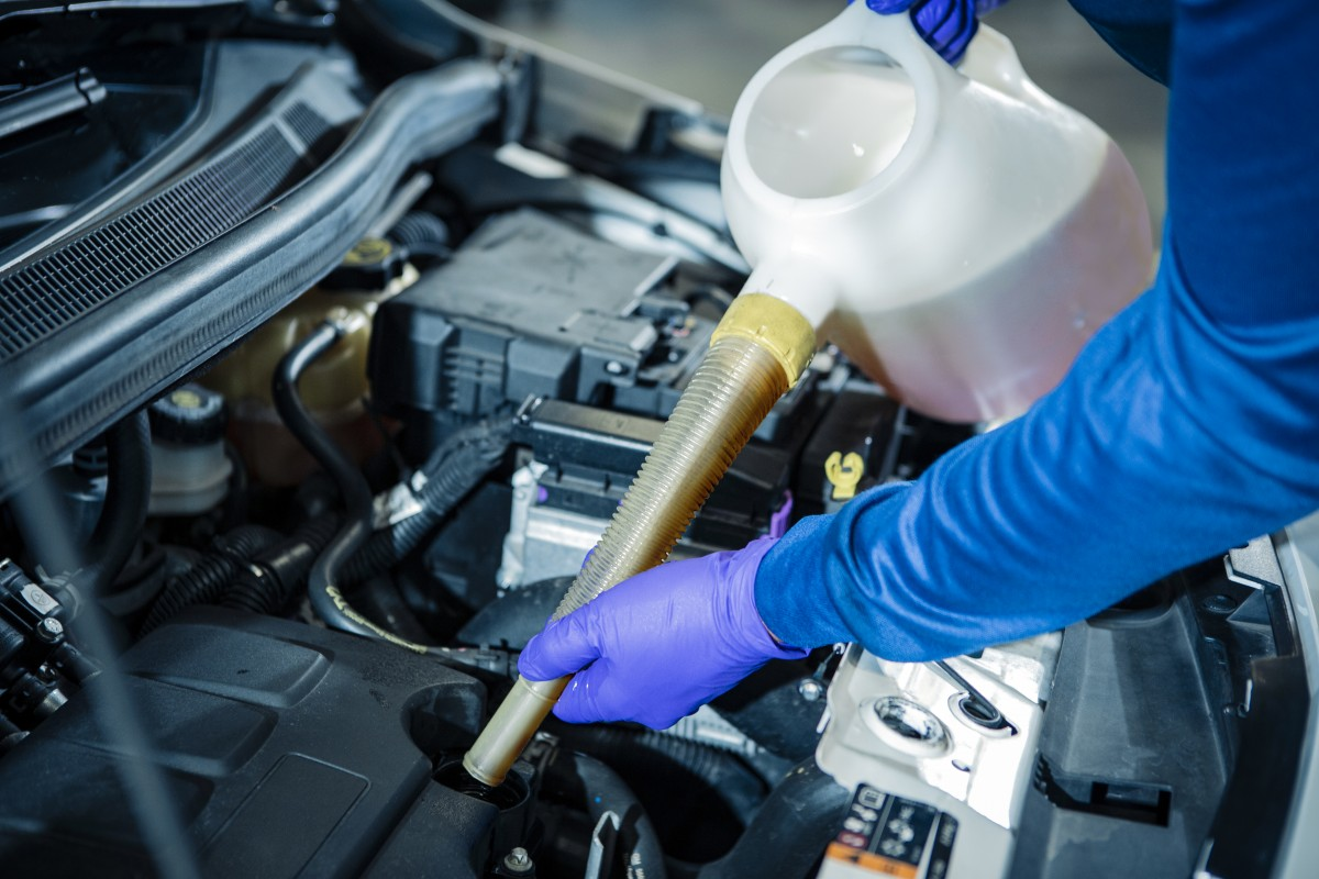 aceites y liquidos de tu coche 2