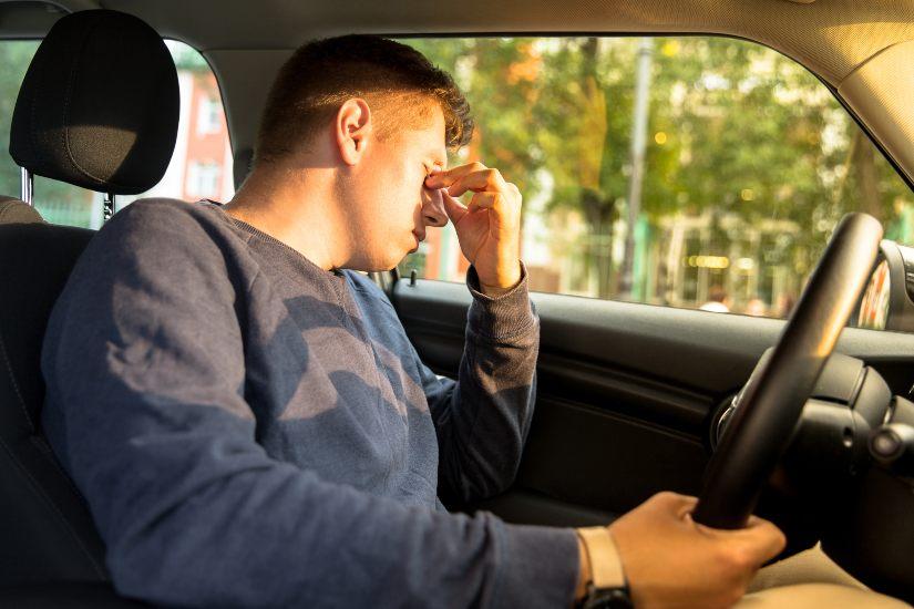 como-influye-sueño-conducir