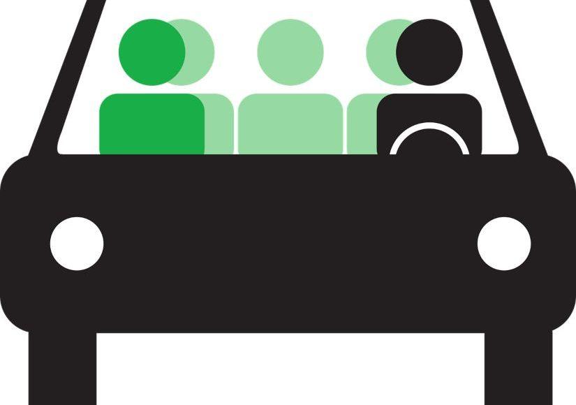 porque viajar en coche compartido