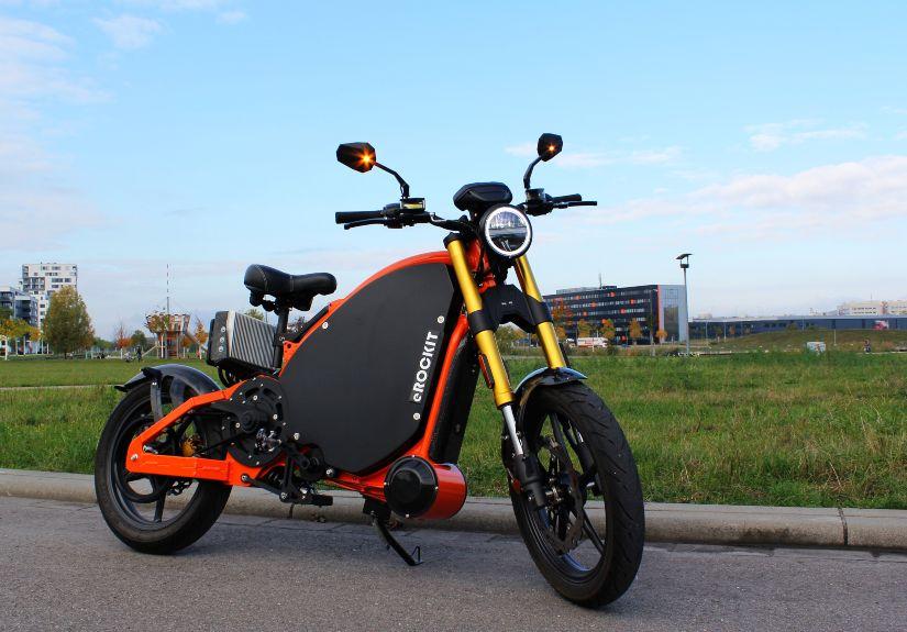 como pasan la ITV las motos electricas