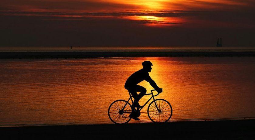 luces obligatorias en la bici