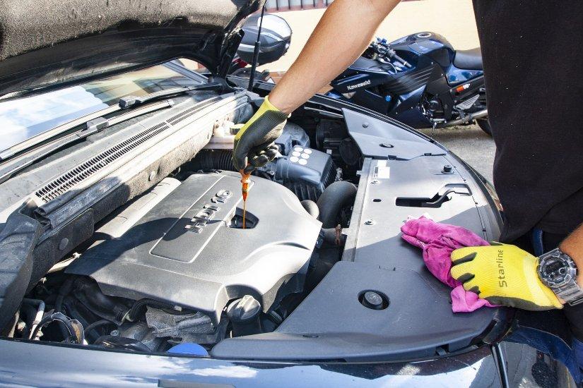 donde se recicla el aceite de motor