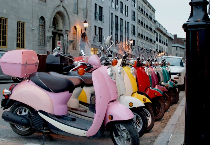 servicio de motos cabify