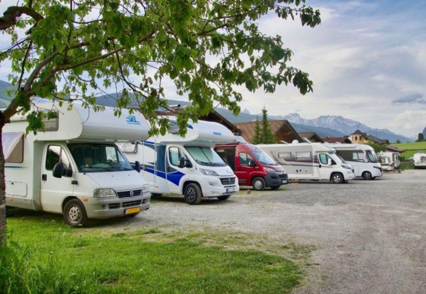 mejores areas de servicio para autocaravanas en españa