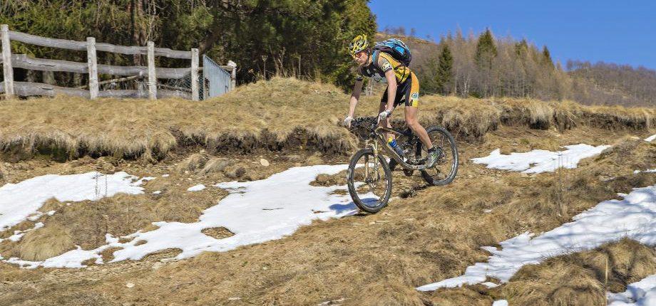 bicicletas de montaña con doble suspensión